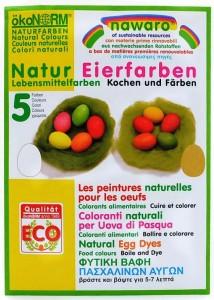 Φυσική Βαφή Αυγών