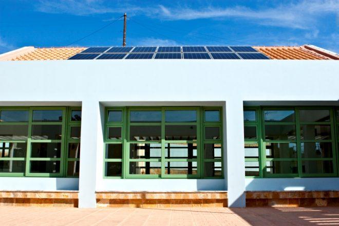 βιοκλιματικά σχολεία