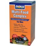 Multi-Food Complex for men