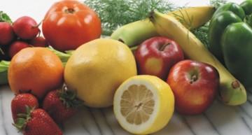 Φρούτα και λαχανικά για καλύτερη ψυχική υγεία