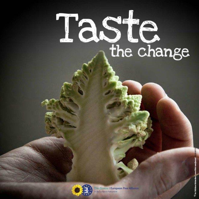taste the change